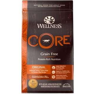 Wellness Core Original 24lb - $130.00