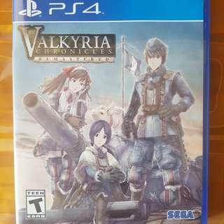 Valkyria Chronicles Ps4