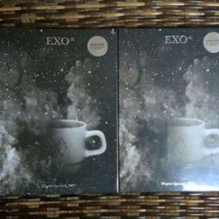 READYSTOCK EXO WINTER ALBUM UNIVERSE 2017