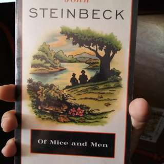 John Steinbeck (Of Mice and Man)