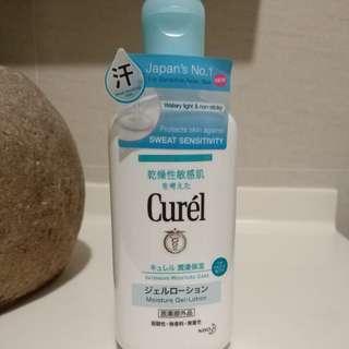 Curel moisturizer for Sensitive skin