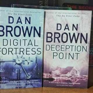 Dan Brown Books Series