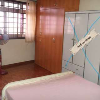 Air Con Room for Rent (1Pax)