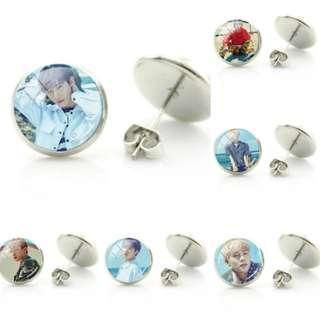 Monsta X earring (Jooheon I.M)