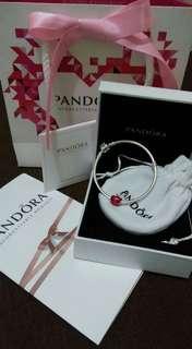 💕 Pandora with charm 💕