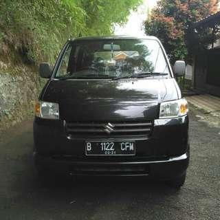 Suzuki APV GE 2011 Hitam Pajak Bulan 2-2019 Panjaang