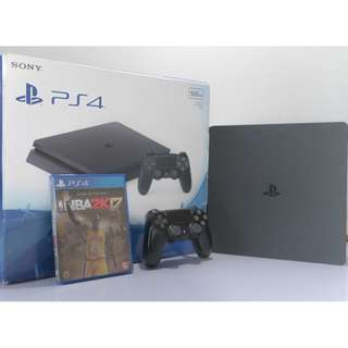 Sony PS4 Playstation plus NBA with warranty