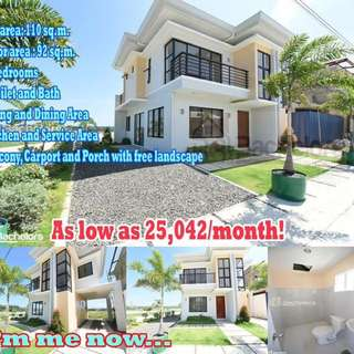 Single Detached 2Storey House in Consolacion