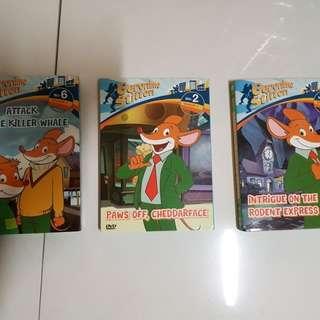 Cartoon DVD