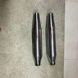 Harley Davidson Dyna  pipe