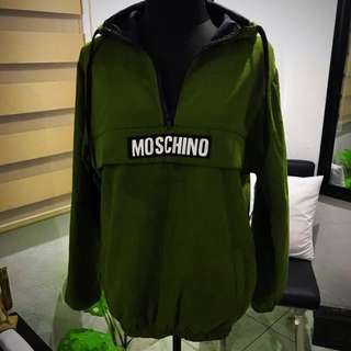 """Repriced!! """"Moschino"""" unisex pullover/ hoodie/ sweater"""