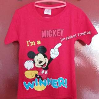 Mickey Mouse kids T shirt