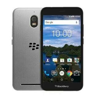 Blackberry Aurora silver