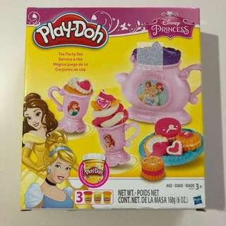 Play doh Belle Teapot