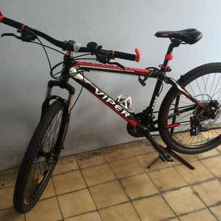 Viper Mountain bike