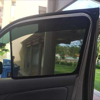 $30-2 Pieces Nissan NV350/NV200/Hi-Ace magnet Sunshade