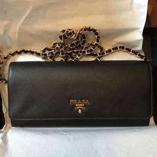 Prada Wallet on Chain