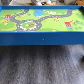Multi activity kids table