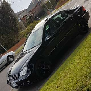 Mercedes C200 Supercharged! Avant-garde Sport Package