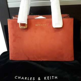 New Original counter Charles and Keith Bag