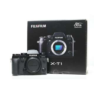 Fujifilm X-T1 // XT1 Body Only