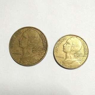 France coins