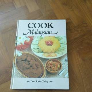 Cook Malaysian cookbook