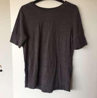Basics t-shirt from Kmart