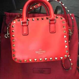 🈹💯真Valentino bag  包順豐站 不議價