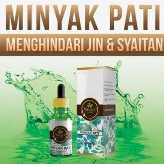 Minyak pati by bidaralab