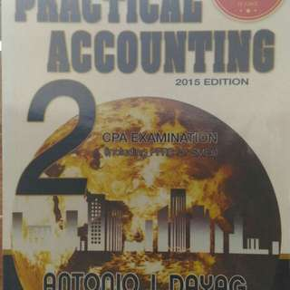 Practical Accounting 2