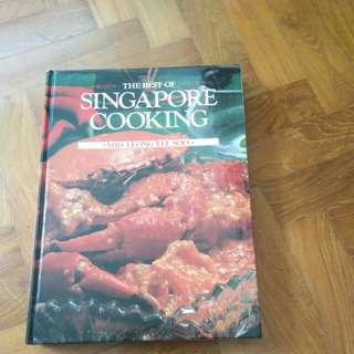 The Best of Singapore Cooking cookbook