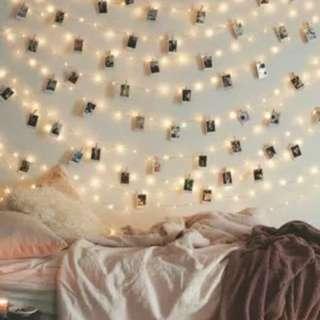 Tumblr light/twinkle light/ lampu LED (10meter)