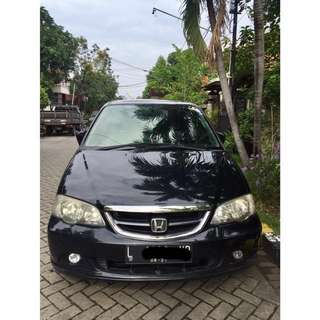 Honda Odyssey Absolute Built-Up Matic 2003