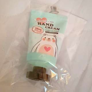 Brand new sealed Hand Cream - Olive and Shea Butter