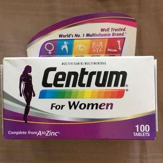 Centrum for Women Multivitamins