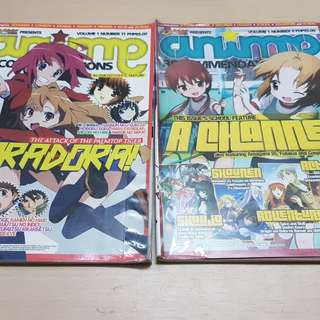Anime Recommendations 2 for 80 php