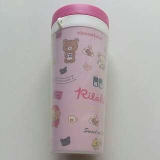 ❤ Cute! Rilakkhuma Water Bottle