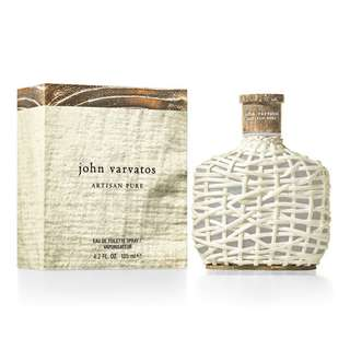 JOHN VARVATOS ARTISAN PURE EDT FOR MEN (125ml) JV