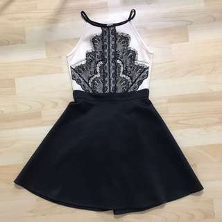 Cloth inc lace dress