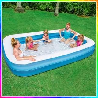 (3.05M) Large Family Pool / Water Pool/ Swimming Pool/ Splash Pool/ Lounge Pool / Kids Pool