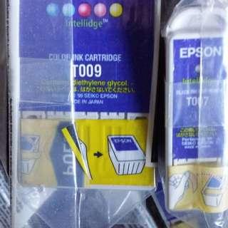 Epson 原裝T007 T009 1270 1290 墨盒