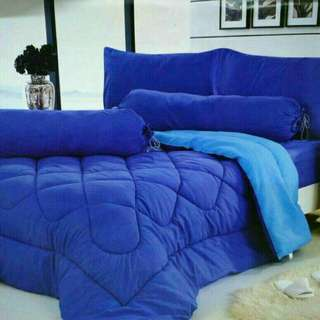 Set Bedsheet Plain