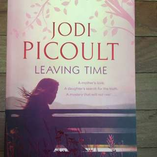 Leaving Time by Jodie Picoult