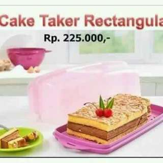 Cake taker rectanguler