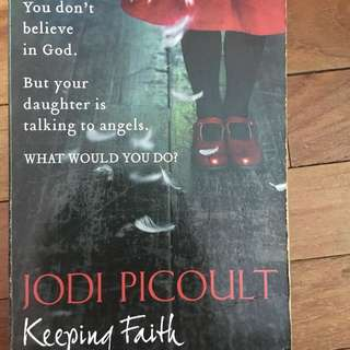 Keeping Faith by Jodie Picoult