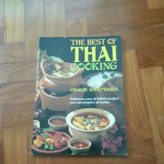 Cookbooks The Best of Thai Cooking