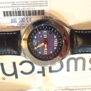 100%ORIGINAL SWATCH WATCH