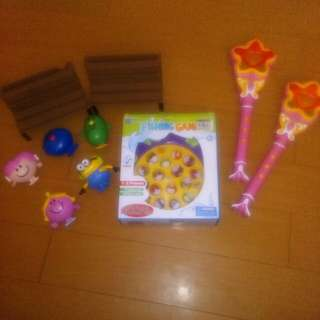FISHING GAME AND Assorted Toys TAKE ALL FIRST COME FIRST SERVED