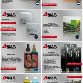 A-team products